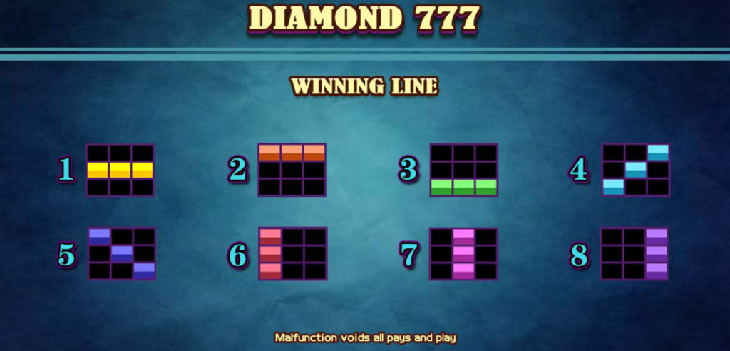 DeMacao Diamond 777 #2