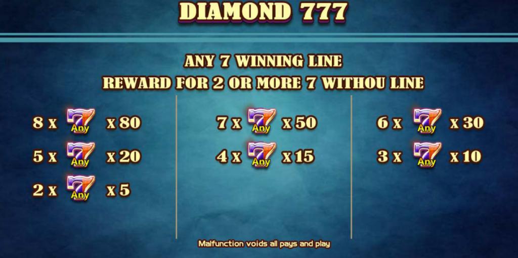 DeMacao Diamond 777 #4